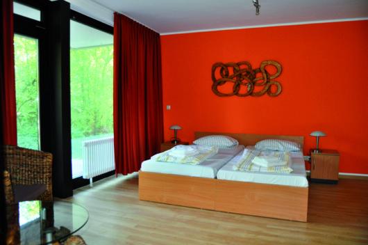 Elternhaus 21: Erholungsräume für Betreuer am Krankenbett