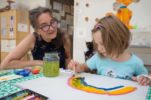 Kreativität stärkt Kinderherzen: Die neue Kunsttherapie