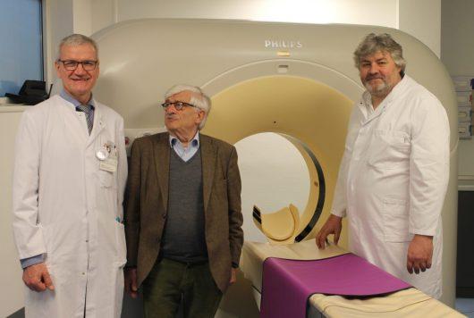 Schonende Diagnose an der Kinderklinik Sankt Augustin