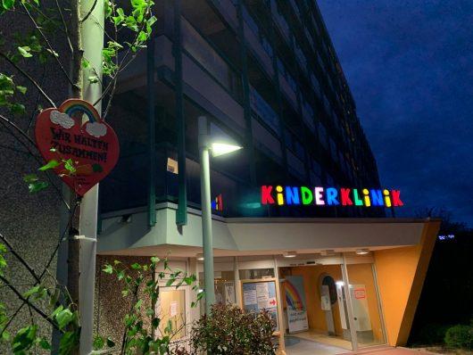 Asklepios bekennt sich zur Kinderklinik