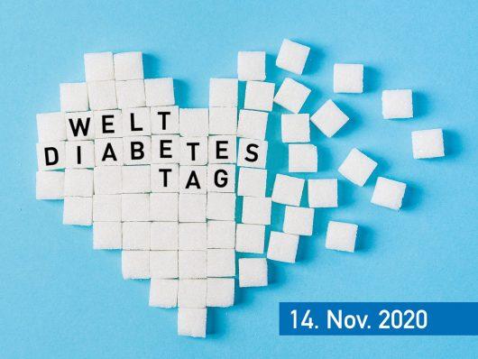 Heute ist Welt-Diabetes-Tag!